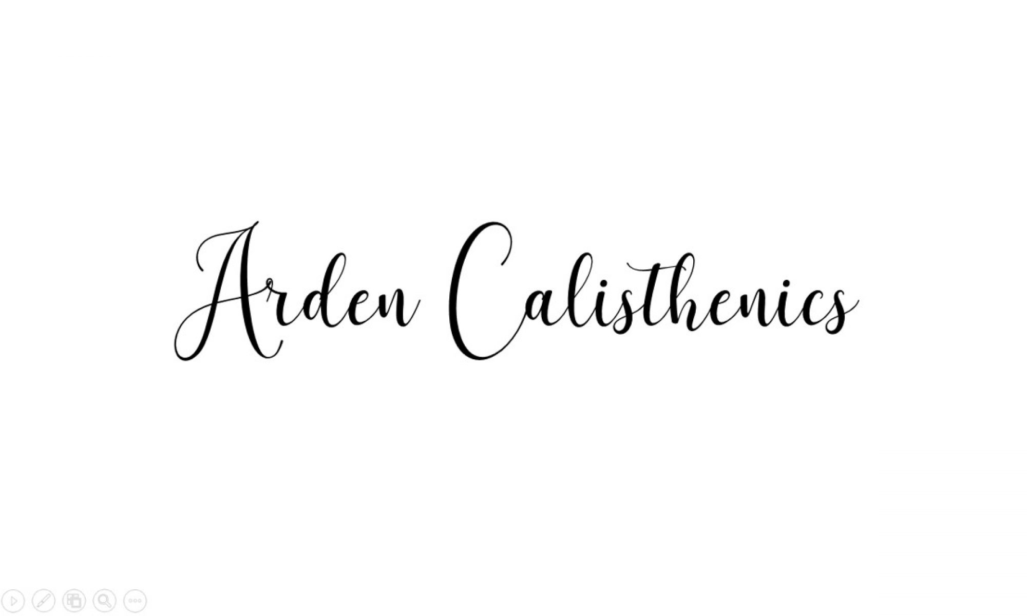 Arden Crescent Calisthenics Club Inc